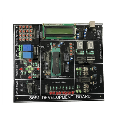 8051-Microcontroller-Development-Board-Trainer-Board-Positron