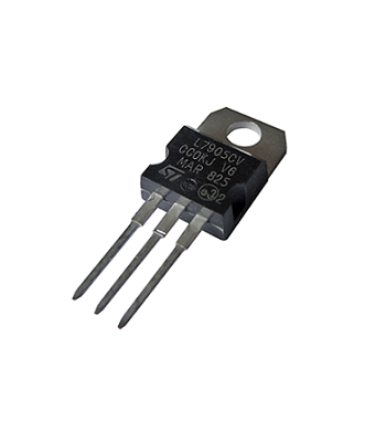 7905-Voltage-Regulator-IC-PCB-Components-Positron
