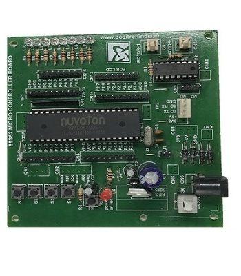 8051-Trainer-Board-With-L293D-Motor-Driver-Controller-Development-Board-Positron
