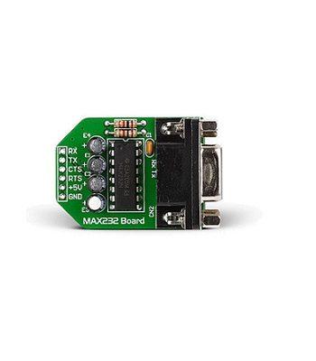 Max232-Board-RS232-TTL-Converter-PCB-Positron